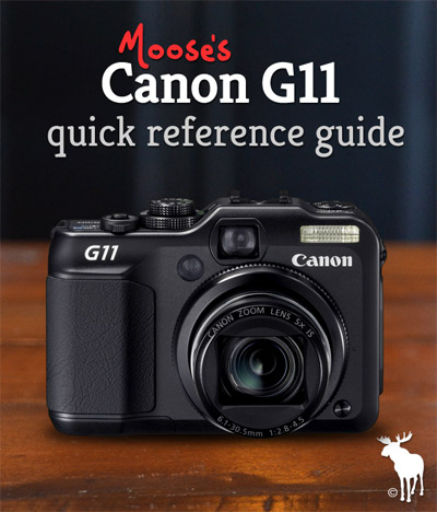 Canon G11 Tips & Resources