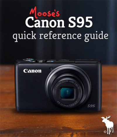 Canon S95 Tips & Resources