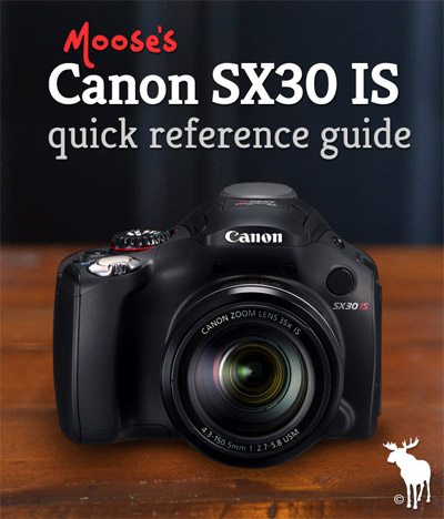 Canon SX30 IS Tips & Resources