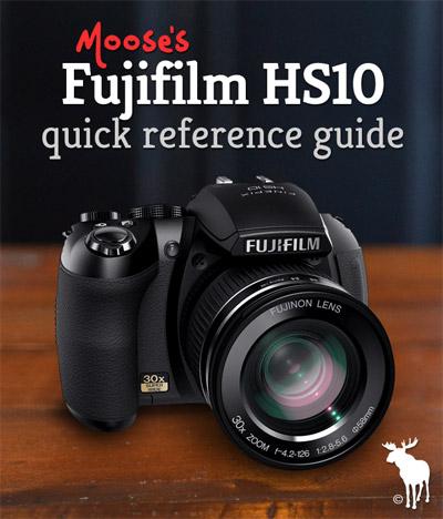 Fuji HS10 Tips & Resources
