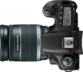 Canon 60D + 18-200mm