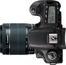 Canon 60D + 18-55mm