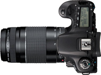 Canon 60D + 75-300mm