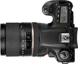 Canon 60D + Tamron/Sigma All-in-One Lens
