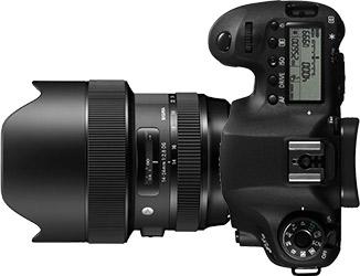 Canon 6D + Sigma 14-24mm f/2.8