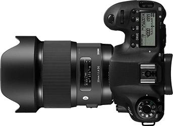 Canon 6D + Sigma 20mm f/1.4