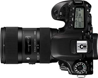 Canon 70D + Sigma 18-35mm f/1.8