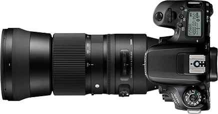 Canon 77D + 150-600mm f/5-6.3