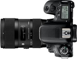 Canon 77D + Sigma 18-35mm f/1.8