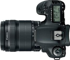 Canon 7D + 18-135mm