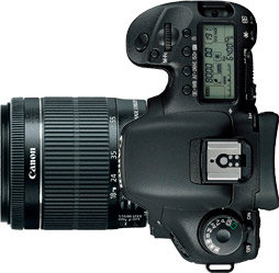 Canon 7D + 18-55mm
