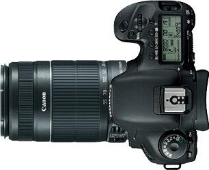 Canon 7D + 55-250mm