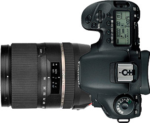 Canon 7D + Tamron/Sigma All-in-One Lens