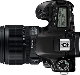 Canon 80D + 15-85mm f/3.5-5.6
