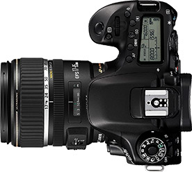 Canon 80D + 17-85mm f/4-5.6