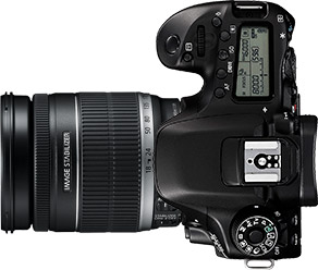 Canon 80D + 18-200mm f/3.5-5.6