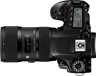 Canon 80D + Sigma 18-35mm f/1.8