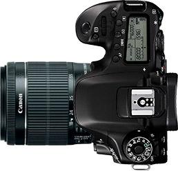 Canon 80D + 18-55mm