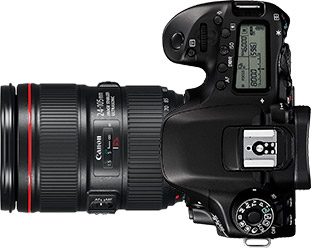 Canon 80D + 24-105mm f/4