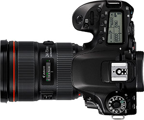 Canon 80D + 24-70mm f/2.8