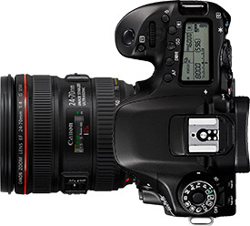 Canon 80D + 24-70mm f/4