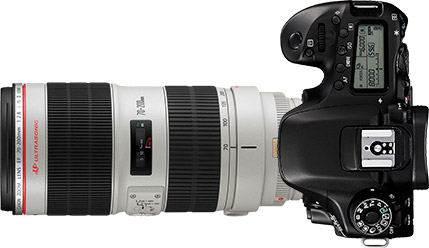 Canon 80D + 70-200mm f/2.8