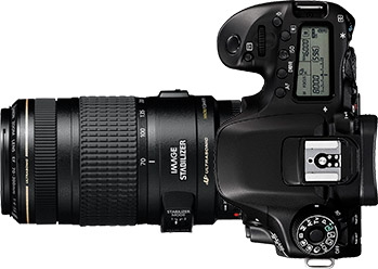 Canon 80D + 70-300mm f/4-5.6