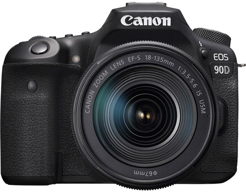 Canon 90D Cheat Sheet