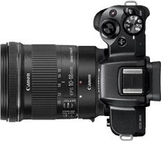 Canon M50 + 10-18mm f/4.5-5.6