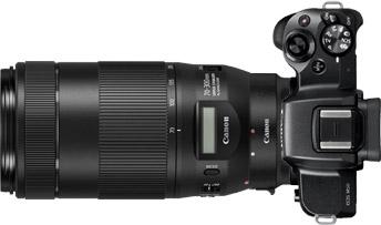 Canon M50 + 70-300mm f/4-5.6