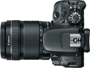 Canon SL1 (100D) + 18-135mm