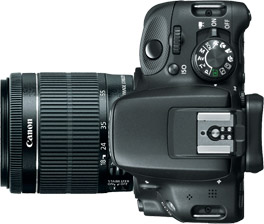 Canon SL1 (100D) + 18-55mm