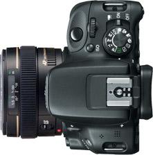 Canon SL1 (100D) + 50mm f/1.4