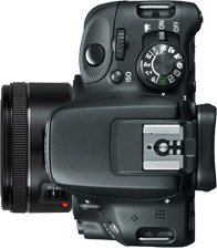 Canon SL1 (100D) + 50mm f/1.8