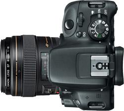 Canon SL1 (100D) + 85mm f/1.8