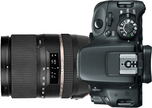 Canon SL1 (100D) + Tamron/Sigma All-in-One Lens