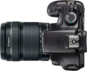 Canon T3 (1100D) + 18-135mm