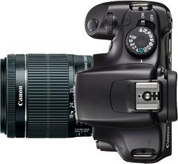 Canon T3 (1100D) + 18-55mm