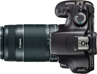 Canon T3 (1100D) + 55-250mm