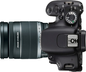 Canon T3i (600D) + 18-200mm