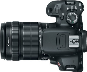 Canon T4i (650D) + 18-135mm