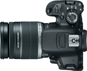 Canon T4i (650D) + 18-200mm