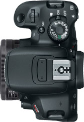 Canon T4i (650D) + 24mm f/2.8 STM