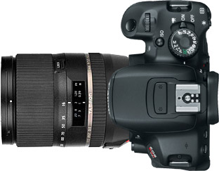 Canon T4i (650D) + Tamron/Sigma All-in-One Lens