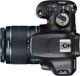Canon T5 (1200D) + 18-55mm
