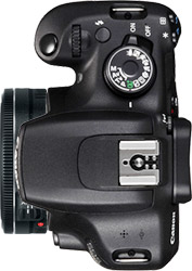 Canon T5 (1200D) + 40mm f/2.8 STM