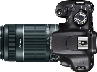 Canon T5 (1200D) + 55-250mm