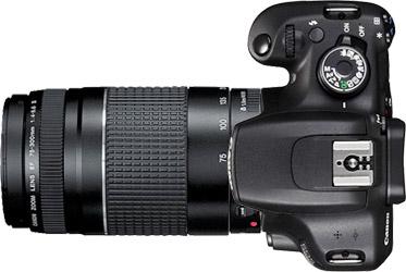 Canon T5 (1200D) + 75-300mm