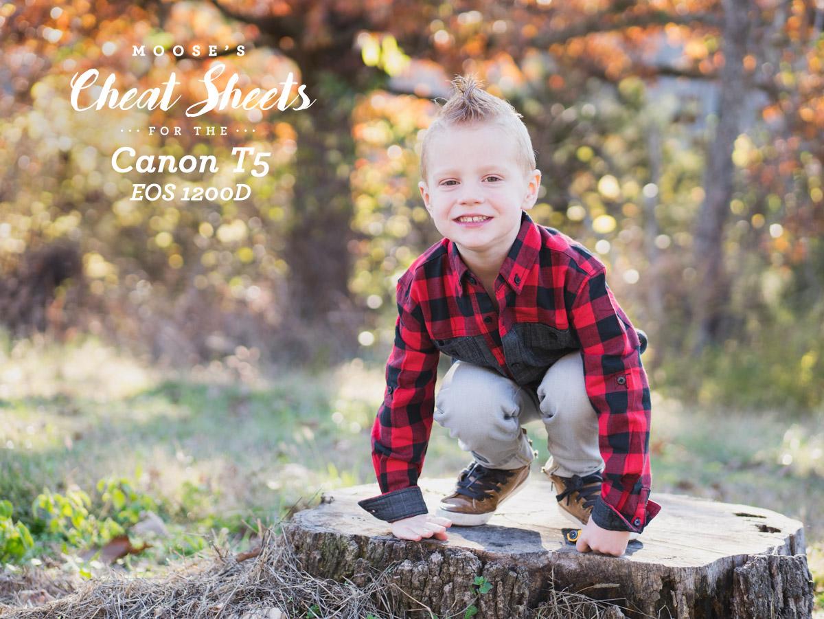 Moose's Canon T5 (1200D) Tips, Tricks & Best Settings