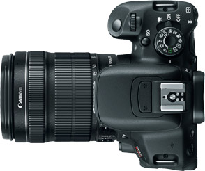 Canon T5i (700D) + 18-135mm